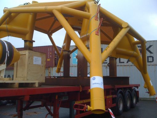 UK to Australia – Subsea Equipment