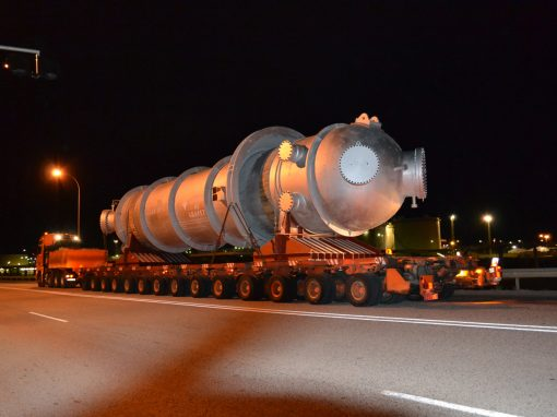 Spain to Mexico – Heat Exchanger