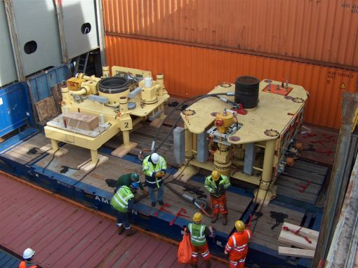 UK to Egypt – 2 Subsea Trees