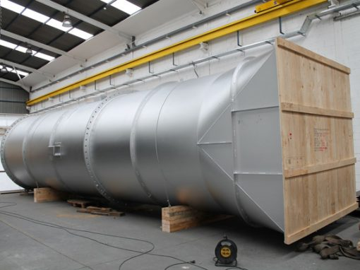 Spain to Mexico – Recovery Boiler