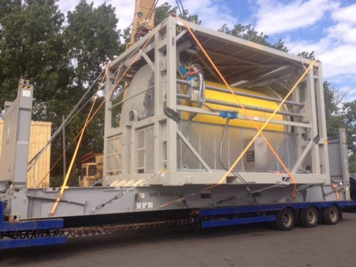 UK to USA – Umbilical Reeler