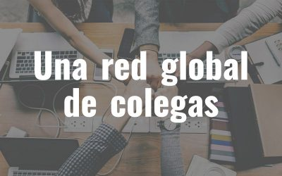 Una red global de colegas
